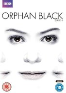 """Orphan Black"" - British DVD cover (xs thumbnail)"