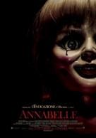 Annabelle - Italian Movie Poster (xs thumbnail)