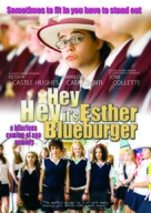Hey Hey It's Esther Blueburger - DVD movie cover (xs thumbnail)