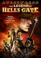The Legend of Hell's Gate: An American Conspiracy - DVD cover (xs thumbnail)