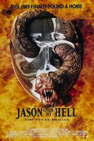 Jason Goes to Hell: The Final Friday - Movie Poster (xs thumbnail)