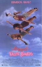 Assault of the Killer Bimbos - Movie Poster (xs thumbnail)