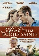 Ain't Them Bodies Saints - Canadian DVD movie cover (xs thumbnail)