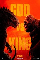 Godzilla vs. Kong - poster (xs thumbnail)