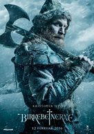 Birkebeinerne - Norwegian Movie Poster (xs thumbnail)