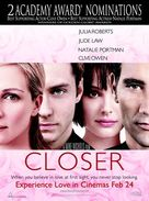 Closer - Singaporean Movie Poster (xs thumbnail)