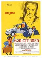 Sor Citroen - Spanish Movie Poster (xs thumbnail)