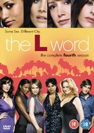 """The L Word"" - British DVD cover (xs thumbnail)"