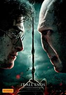 Harry Potter and the Deathly Hallows: Part II - Australian Movie Poster (xs thumbnail)