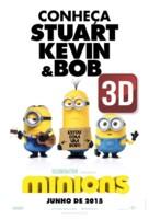 Minions - Brazilian Movie Poster (xs thumbnail)