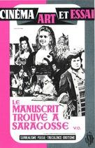 Rekopis znaleziony w Saragossie - French Movie Poster (xs thumbnail)