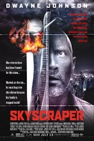 Skyscraper - Homage movie poster (xs thumbnail)