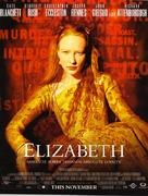 Elizabeth - Movie Poster (xs thumbnail)