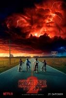 """Stranger Things"" - Danish Movie Poster (xs thumbnail)"