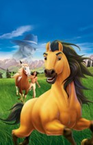 Spirit: Stallion of the Cimarron - Key art (xs thumbnail)