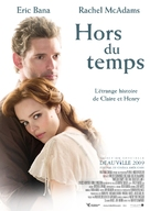 The Time Traveler's Wife - French Movie Poster (xs thumbnail)