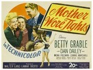 Mother Wore Tights - Movie Poster (xs thumbnail)