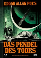 Pit and the Pendulum - Austrian Blu-Ray cover (xs thumbnail)