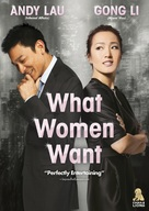 I Know a Woman's Heart - DVD movie cover (xs thumbnail)