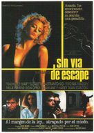 Slam Dance - Spanish Movie Poster (xs thumbnail)