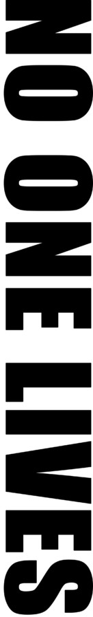 No One Lives - Logo (xs thumbnail)