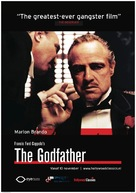 The Godfather - Dutch Movie Poster (xs thumbnail)