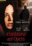 Il fantasma dell'opera - Italian Movie Poster (xs thumbnail)