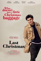 Last Christmas - British Movie Poster (xs thumbnail)
