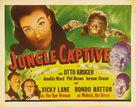 The Jungle Captive - Movie Poster (xs thumbnail)