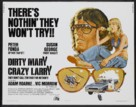 Dirty Mary Crazy Larry - Theatrical movie poster (xs thumbnail)