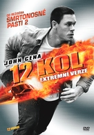 12 Rounds - Czech Movie Cover (xs thumbnail)