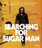 Searching for Sugar Man - South African Blu-Ray movie cover (xs thumbnail)