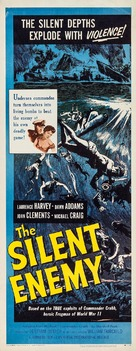 The Silent Enemy - Movie Poster (xs thumbnail)