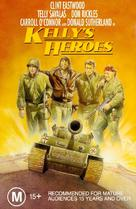 Kelly's Heroes - Australian VHS cover (xs thumbnail)