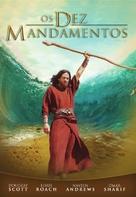 The Ten Commandments - Brazilian Movie Poster (xs thumbnail)