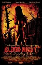 Blood Night - Movie Poster (xs thumbnail)