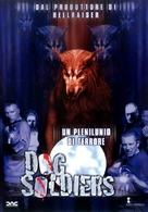 Dog Soldiers - Italian Movie Poster (xs thumbnail)