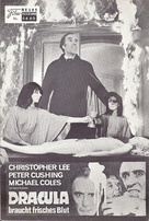 The Satanic Rites of Dracula - Austrian poster (xs thumbnail)