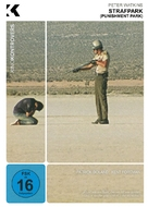 Punishment Park - German DVD cover (xs thumbnail)