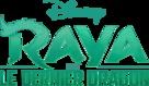 Raya and the Last Dragon - French Logo (xs thumbnail)