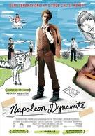 Napoleon Dynamite - Italian Movie Poster (xs thumbnail)