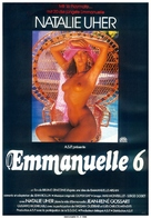Emmanuelle 6 - German Movie Poster (xs thumbnail)