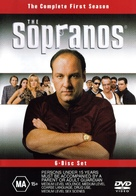 """The Sopranos"" - Australian Movie Cover (xs thumbnail)"