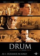 Drum - German Movie Poster (xs thumbnail)