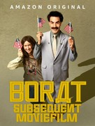 Borat Subsequent Moviefilm: Delivery of Prodigious Bribe to American Regime for Make Benefit Once Glorious Nation of Kazakhstan - Movie Cover (xs thumbnail)
