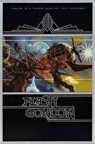 Flash Gordon - Advance poster (xs thumbnail)