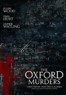 The Oxford Murders - Teaser movie poster (xs thumbnail)