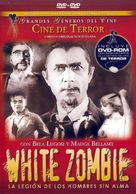 White Zombie - Spanish Movie Poster (xs thumbnail)