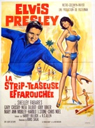 Girl Happy - French Movie Poster (xs thumbnail)
