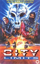 City Limits - British VHS cover (xs thumbnail)
